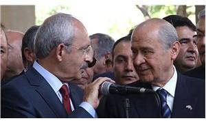 Kılıçdaroğlu ve Bahçeli çarşamba günü bir araya geliyor