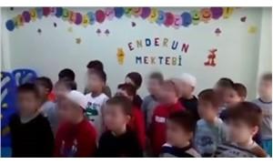 4 yaşındaki çocuklara 'İslam yemini' ettirildi