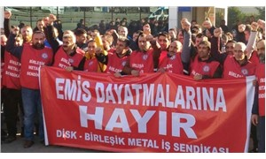EMİS üyesi 13 fabrikada 2200 metal işçisi greve çıktı