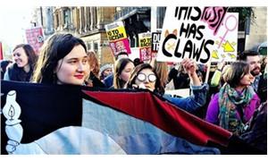 Tarihe geçen Kadın Yürüyüşü dövizleri arşivlenecek