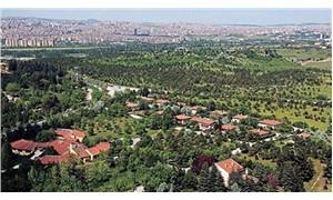 Atatürk Orman Çiftliği yönetmelik değişikliği ile  talan edilecek
