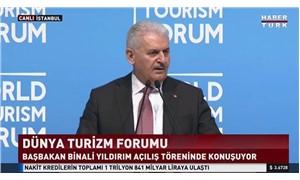 Binali Yıldırım: ABD ve Avrupa ne kadar güvenliyse Türkiye o kadar güvenlidir