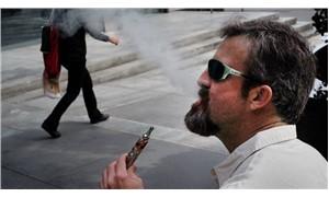 Elektronik sigara içmek 'çok daha güvenli'