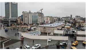 Taksim Cami için ilk kazma vuruluyor