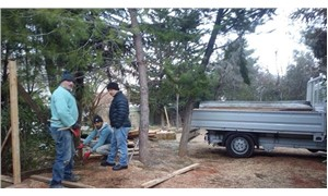 Validebağ Gönüllüleri inşaat girişimini bir kez daha durdurdu