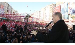 Erdoğan: Tek kişide gücü topluyoruz
