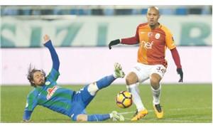 Galatasaray yine gülemedi