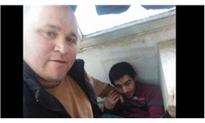 Suriyeli işçiyi döven şahıs serbest bırakıldı