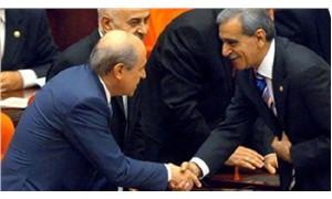 Ahmet Türk ile Devlet Bahçeli görüştü