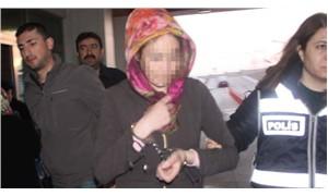 Yeni doğurduğu bebeği balkonda ölüme terk eden kadın tutuklandı