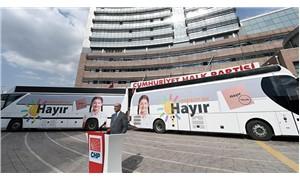 CHP referandum sloganını tanıttı