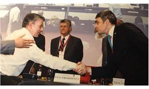 Umut Oran, Sosyalist Enternasyonal Başkan Yardımcısı oldu