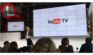 Youtube TV için düğmeye basıldı