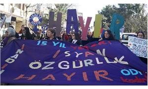 Kadınlar bir arada: Tek adamlığa #HAYIR