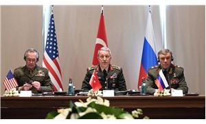 Türkiye, Rusya ve ABD genelkurmay başkanları bir araya geldi