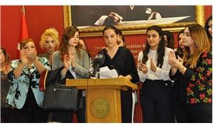 Mersin Baro başkanına tepki: Kadın komisyonundan 21 istifa