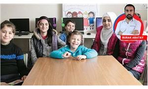 Suriyeli çocuklara sıcak bir yuva
