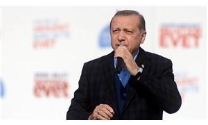 Erdoğan: Bir tarafta beyaz, ak, öbür taraf kahverengi belli
