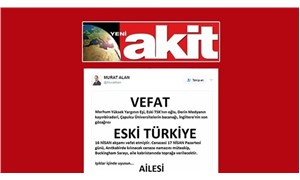 Pro-AKP newspaper in Turkey declares the Republic as dead