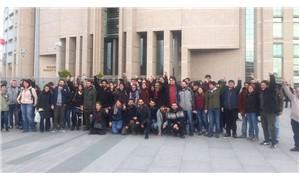 YSK eylemlerinden gözaltına alınan 16 kişi serbest bırakıldı