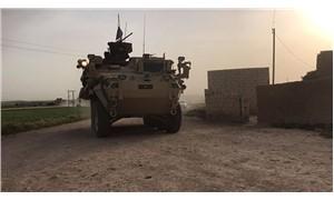 ABD ordusu, Suriye-Türkiye sınırında