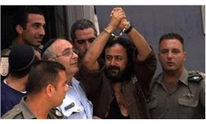Filistinli açlık grevi liderine ilk Kızıl Haç ziyareti gerçekleşti