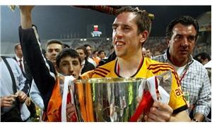 Frank Ribery, 12 yıl önce kazandığı Türkiye Kupası anını paylaştı