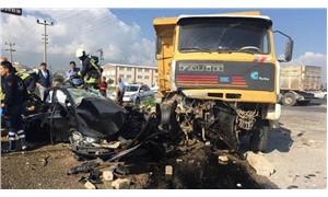 Başsavcı Mustafa Alper ve şoförünün öldüğü kazada yeni gözaltı