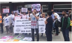 SES, 12-18 Mayıs Hemşireler Haftasını kutlayan mesaj yayımladı