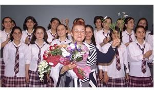 Türkan Saylan ölümünün 8. ölüm dönümünde sevgi ve saygı ile anılıyor
