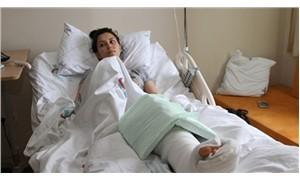 Cezaevinden kaçan eşinin saldırısına uğradı: Öldükten sonra haber olmak istemiyorum