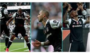Beşiktaş şampiyonluğa kanatlandı