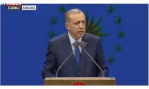 Erdoğan: Spor salonlarına arena demek şık değil