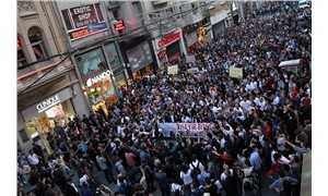 Thousands gather in Taksim on fourth year anniversary of Gezi Resistance of Turkey