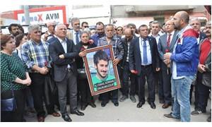 Ali İsmail, saldırıya uğradığı sokakta anıldı