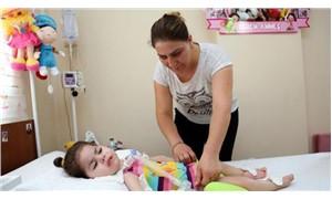 SMA hastası Arife için kampanya