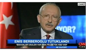 Kemal Kılıçdaroğlu: Yargılanmaktan korkuyorlar