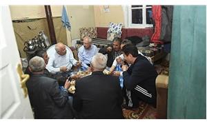 Kılıçdaroğlu köyde iftar yemeğine davet edildi