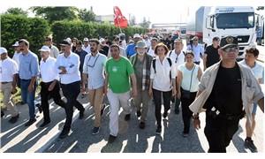 Adalet Yürüyüşü 14. gününde