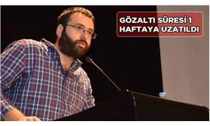 ÖDP MYK üyesi Onur Kılıç gözaltına alındı