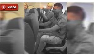 Moskova - Antalya uçağında panik: Kanlar içinde kaldı