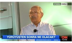 Kılıçdaroğlu: Ben Fetullah Gülen ile oturup görüşmedim, birlikte fotoğraf çektirmedim