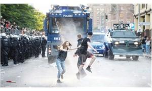 G20 protestolarla başladı: Cehenneme hoş geldiniz!