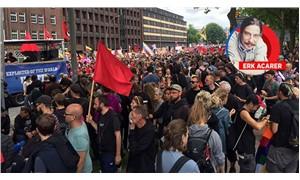 """G20 protestolar eşliğinde bitti: """"Kabusunuz olmaya devam edeceğiz!"""""""