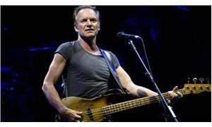 Sting ödülünü mülteci projesine bağışladı