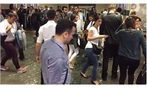 Metro istasyonlarını su bastı: Avrasya Tüneli trafiğe kapatıldı