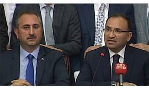 Bozdağ, Adalet Bakanlığı görevini devretti