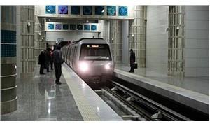 Yenikapı metroda itfaiye çalışmaları devam ediyor