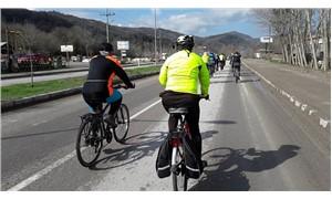 Bartın Pedaldaşlar Bisiklet Klubü Derneği: Bisikletli ölümleri son bulsun