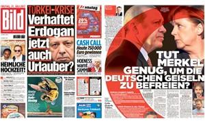 Alman Bild Gazetesi: Erdoğan artık turistleri de tutuklar mı?